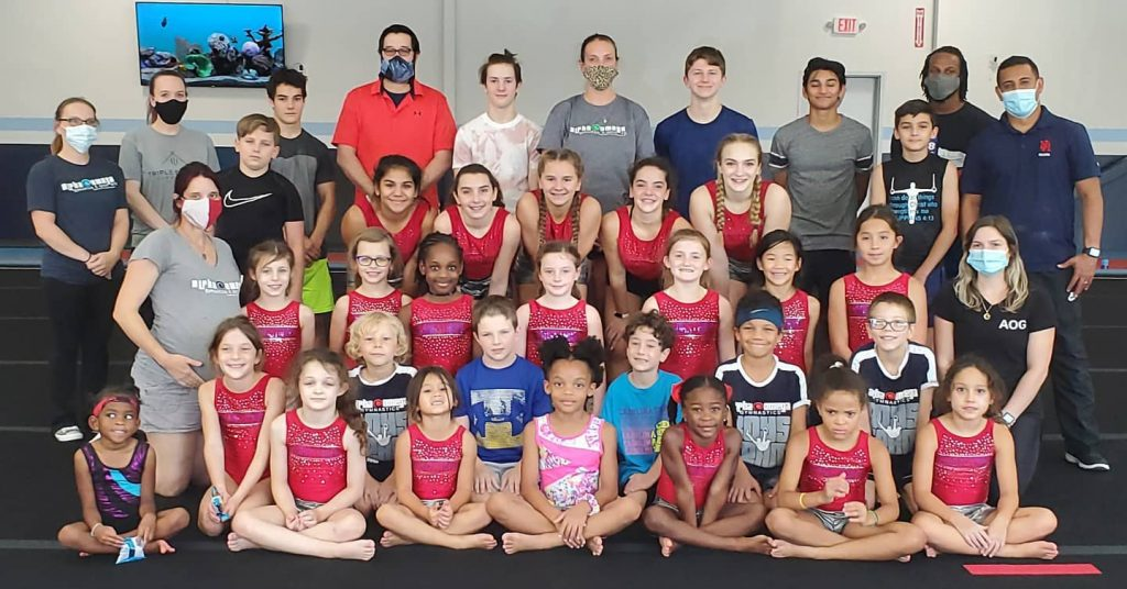 Competitive Gymnastics Team