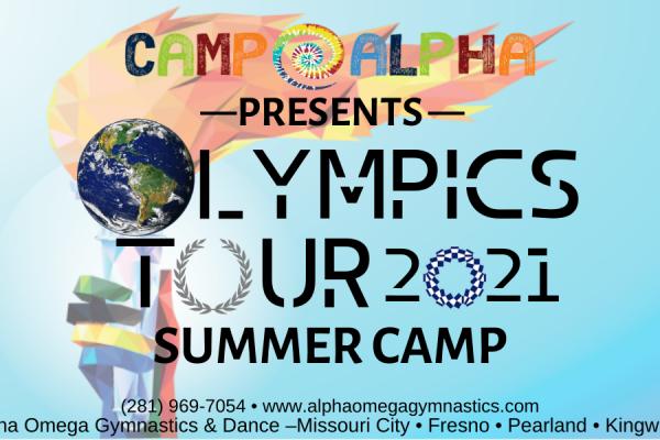 2021 Camp Alpha Olympics Tour